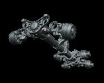 TATRA vehicle design