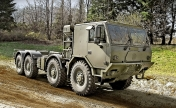 8x8 HIGH MOBILITY HEAVY DUTY UNIVERSAL CONTAINER CARRIER