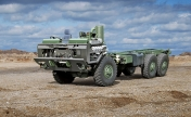 6x6 HIGH MOBILITY HEAVY DUTY CHASSIS