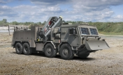 8x8 HIGH MOBILITY HEAVY DUTY RECOVERY VEHICLE
