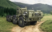 8x8 HIGH MOBILITY HEAVY DUTY CHASSIS
