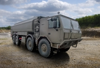 8x8 HIGH MOBILITY HEAVY DUTY FUEL TANKER 18,000 Liters