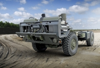 4x4 HIGH MOBILITY HEAVY DUTY CHASSIS