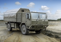 4x4 HIGH MOBILITY HEAVY DUTY CARGO/TROOP CARRIER