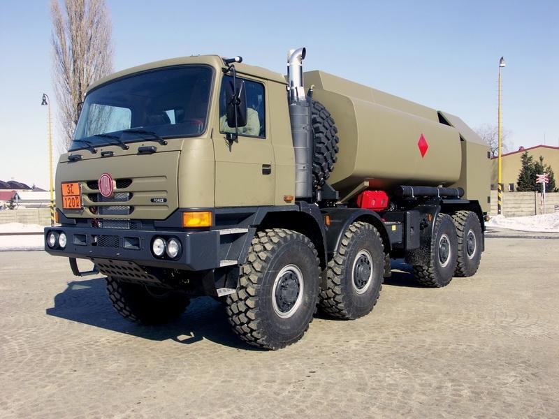 Tatra Force T 815 7 Tatratrucks Com