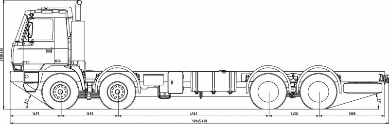 8x8 support vehicle. Black Bedroom Furniture Sets. Home Design Ideas