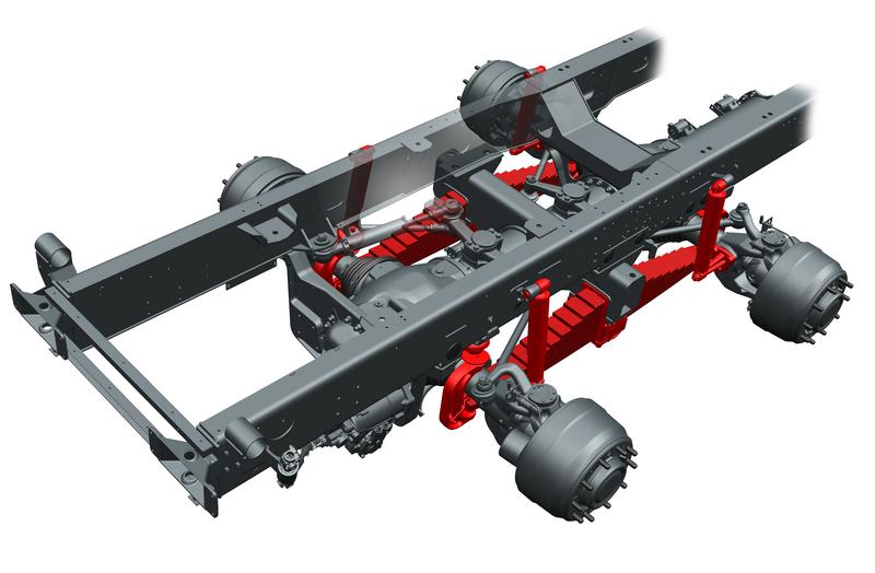 TATRA vehicle design :: Tatratrucks.com