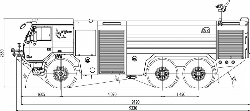 truck dimensions
