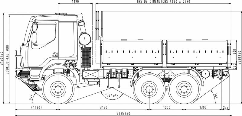 6x6 cargo truck troop carrier. Black Bedroom Furniture Sets. Home Design Ideas