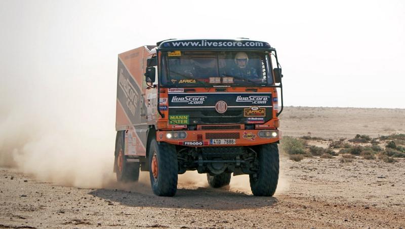 Tatra Trucks Heading To Dakar Tatratrucks Com