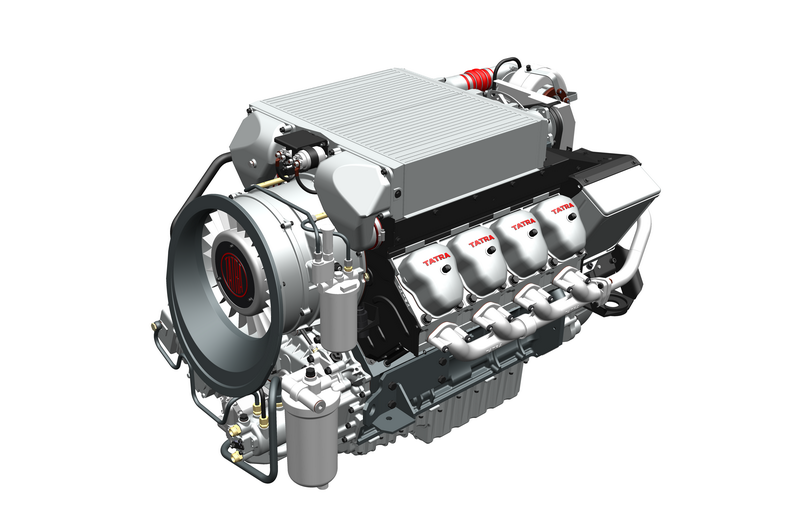 Tatra engine for Motor vehicle services phoenix