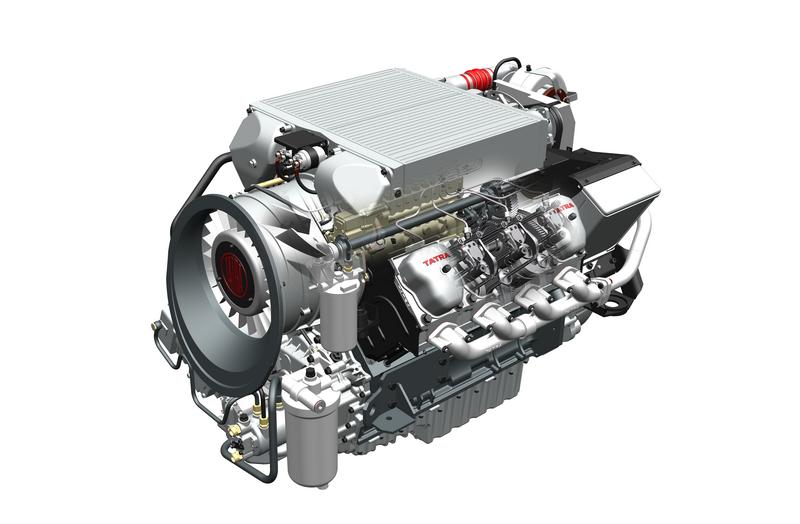 Tatra Engine Tatratrucks Com