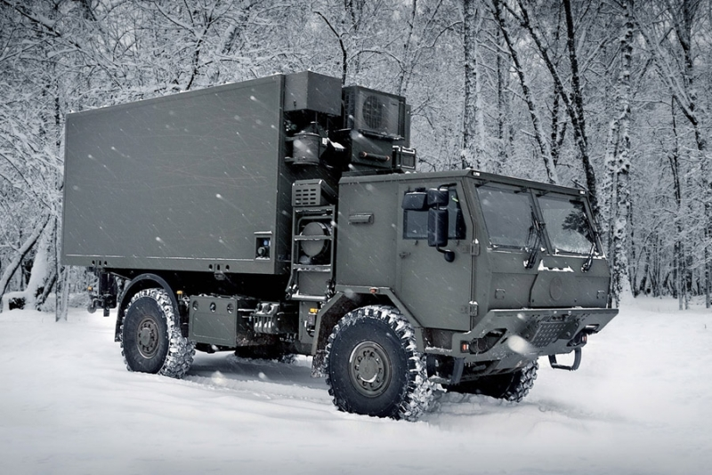 DEFENCE - TATRA in the army :: Tatratrucks com