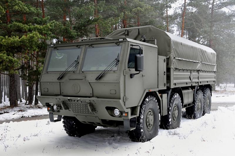Army Heavy Duty Trucks : Defence tatra in the army tatratrucks