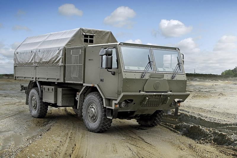 Iveco Troop Carrier