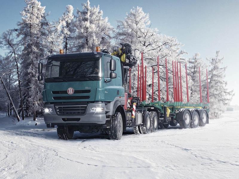 Forestry Tatra For The Wood Industry Tatratrucks Com