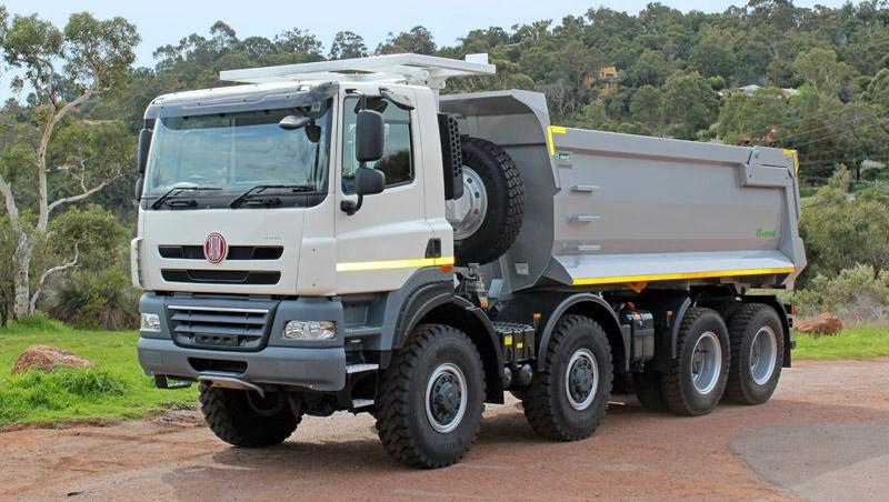 8x8 One Way Tipper Tatratrucks Com