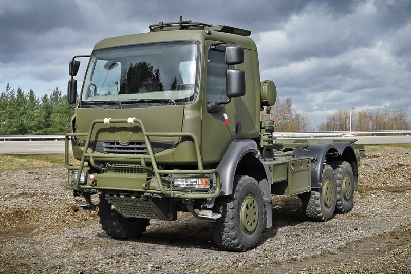 Military Mtvr Troop Transport Truck