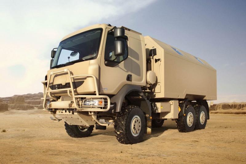 truck und details