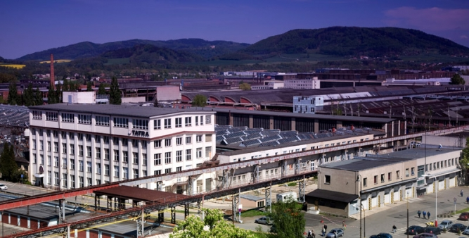 2010 revenues of TATRA exceeded the level of CZK 2.5 billion