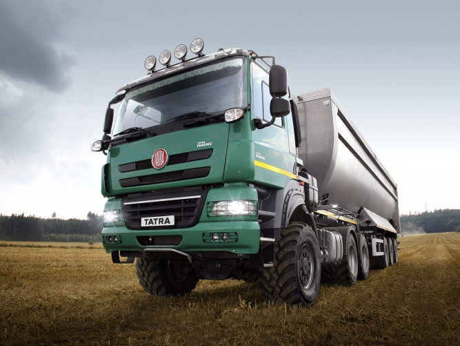6x6 AGRICULTURAL TRACTOR UNIT