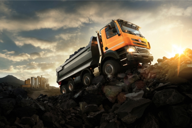 2013 TATRA truck output highest in last five years