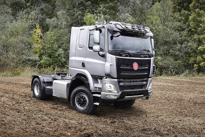 TATRA TRUCKS will introduce a special TATRA PHOENIX vehicle at Agritechnica 2017