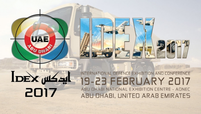 The CZECHOSLOVAK GROUP holding and TATRA TRUCKS truck maker will attend the IDEX 2017 defense exhibition