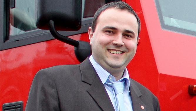 Radek Strouhal named new CEO of TATRA TRUCKS