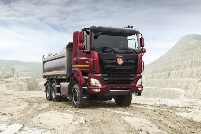 TATRA TRUCKS buys back customers' older vehicles in part-exchange for new ones
