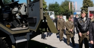 Visit to Tatra Kopřivnice by the Chief of General Staff