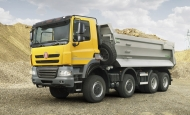 Russian government permission for TATRA mining truck versions