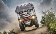 Dakar 2016 has started