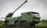 Denmark to purchase CAESAR howitzers on the Tatra chassis