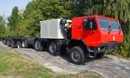 Special TATRA trucks – Part 4: An all time longest and heaviest TATRA has been produced!