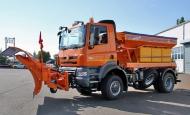 TATRA PHOENIX – road maintenance applications
