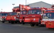 Third Edition of Zbiroh Firefighting TATRA Meeting
