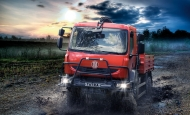 Universal off-road chassis-cab