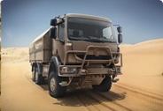 Defence trucks