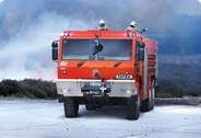 Firefighting trucks