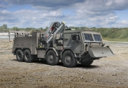 TATRA is a logistics, vehicle and special chassis supplier